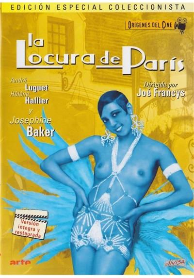La Locura De Paris (Origenes Del Cine) (La Revue Des Revues)
