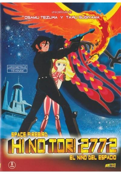 Space Firebird - Hinotori 2772 : El Niño Del Espacio