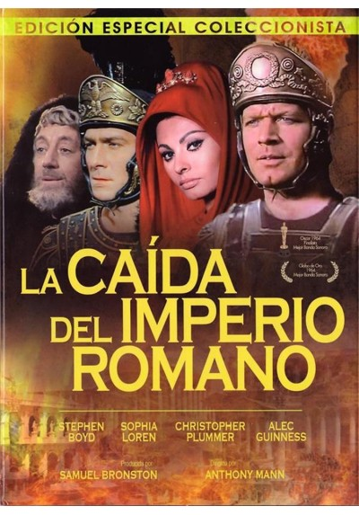 La Caída del Imperio Romano (Ed. Especial Coleccionista) (The Fall of the Roman Empire)