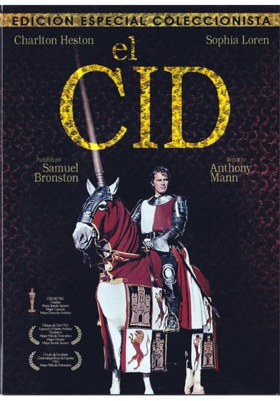 El Cid (Ed. Especial Coleccionista)