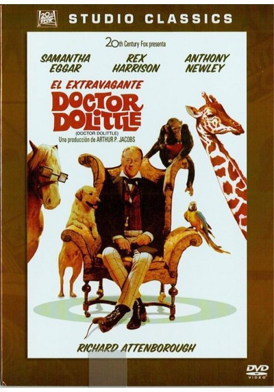 Studio Classics - Dr. Dolittle (1967)