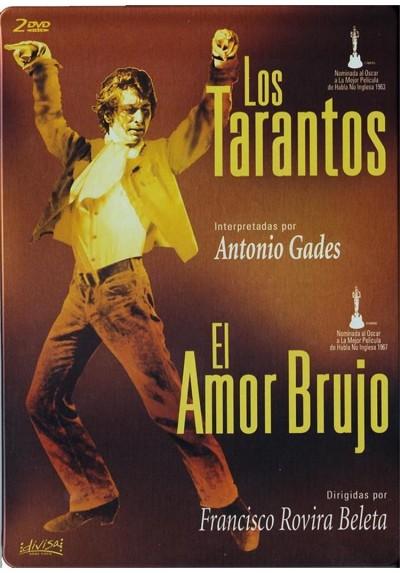 Los Tarantos / El Amor Brujo (1967) (Ed. Especial - Metalica)