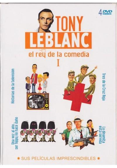 Tony Leblanc - El Rey De La Comedia I (Pack)