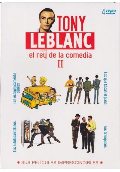 Tony Leblanc - El Rey De La Comedia II (Pack)