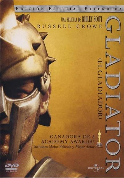 Gladiator (El Gladiador) (Ed. Especial)