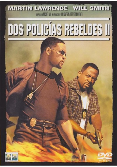 Dos Policias Rebeldes II (Bad Boys II)