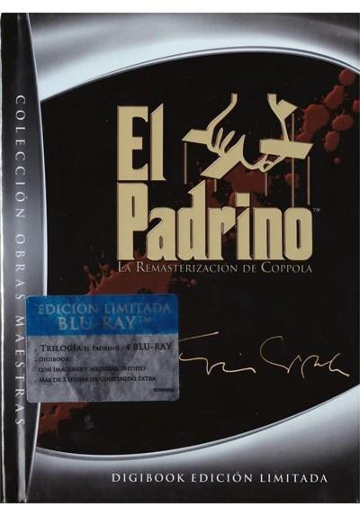 El Padrino - Trilogia : La Remasterizacion De Coppola (Blu-Ray)