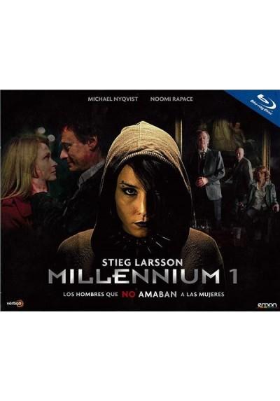 Millennium 1 : Los Hombres Que No Amaban A Las Mujeres (Ed. Horizontal) (Blu-Ray)