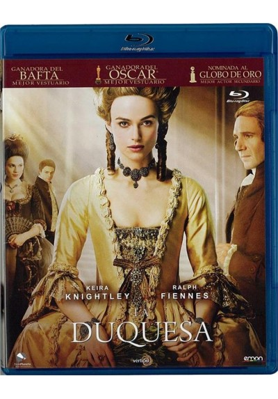 La Duquesa (Blu-Ray) (The Duchess)