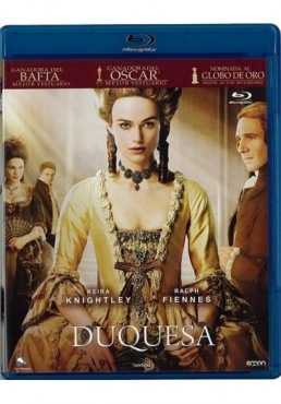 La Duquesa (Blu-Ray) (The Duchess)