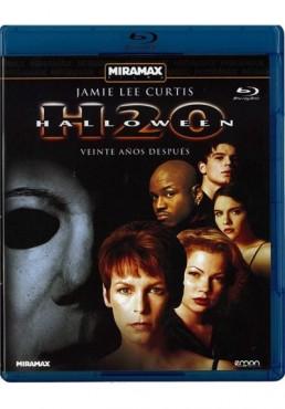 Halloween H2o: 20 Años Despues (Blu-Ray)