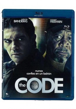 The Code (Blu-Ray) (Thick As Thieves)