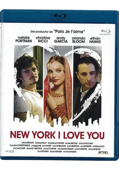 New York I Love You (Blu-Ray)