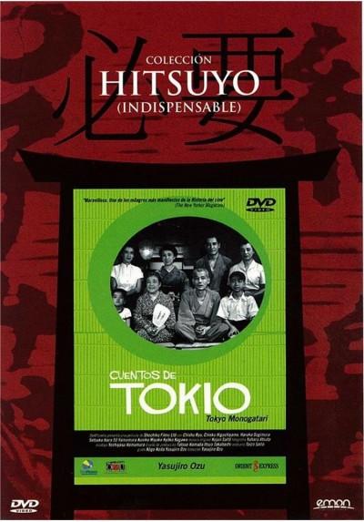 Cuentos De Tokio - Coleccion Hitsuyo (Tokio Monogatari)