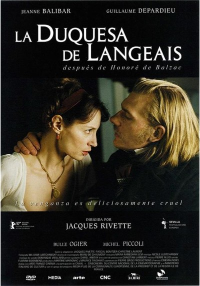 La Duquesa De Langeais (Ne Touchez Pas La Hache)
