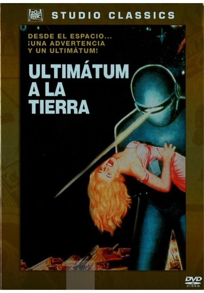 Studio Classics - Ultimátum a la Tierra