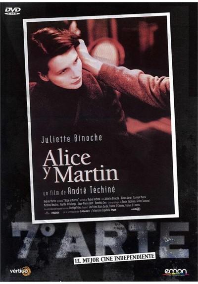 Alice Y Martin - Coleccion 7º Arte (Alice Et Martin)