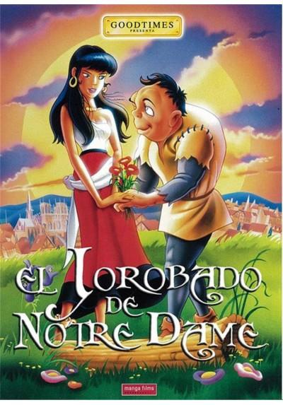 El Jorobado De Notre Dame (Goodtimes) (The Hunch Back Of Notre Dame)