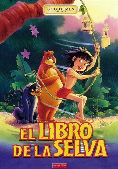 El Libro De La Selva (Goodtimes) (Jungle Book)