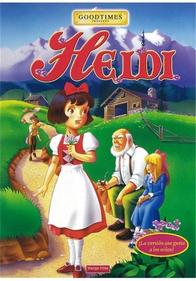 Heidi (Goodtimes)