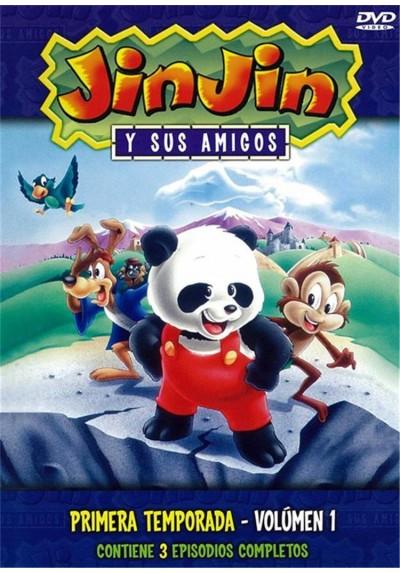 Jin Jin Y Sus Amigos : Primera Temporada - Vol. 1