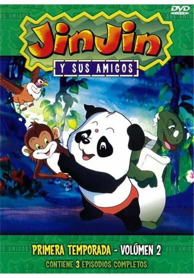Jin Jin Y Sus Amigos : Primera Temporada - Vol. 2