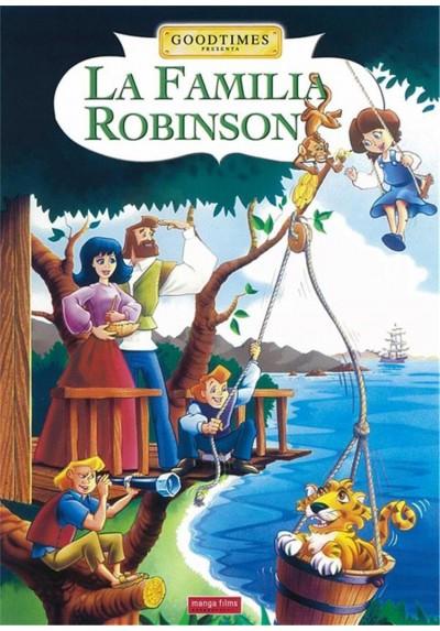 La Familia Robinson (Goodtimes) (Swiss Family Robinson)