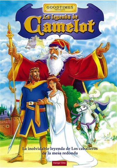 La Leyenda De Camelot (Camelot, The Legend)