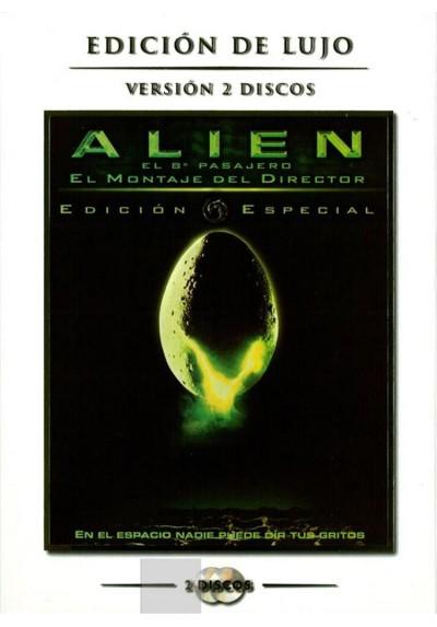 Alien, El Octavo Pasajero El Montaje del Director - Edición de Lujo