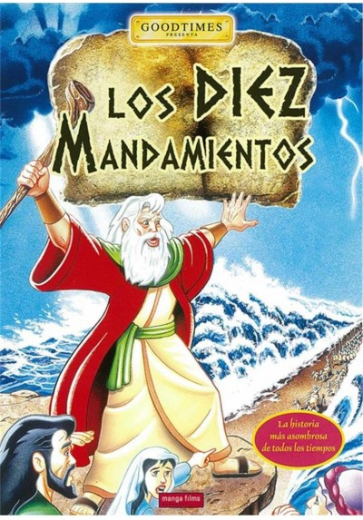 Los Diez Mandamientos (Goodtimes) (The Ten Commandments)