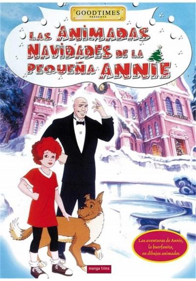Las Animadas Navidades De La Pequeña Annie (Goodtimes)