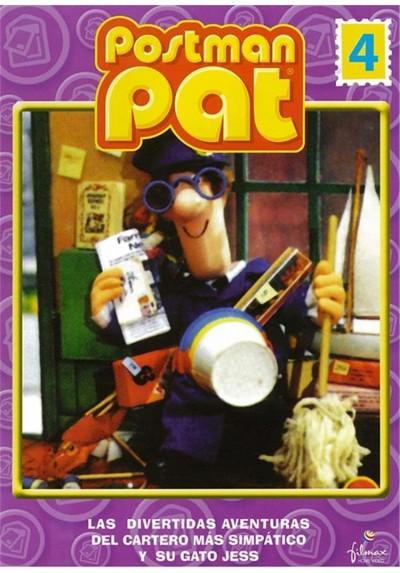 Postman Pat Vol.4