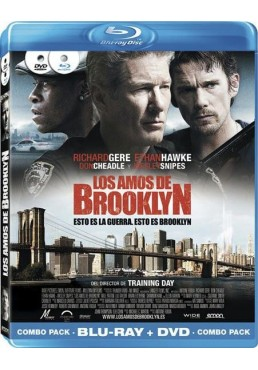 Los Amos De Brooklyn (Blu-Ray + Dvd) (Brooklyn´s Finest)