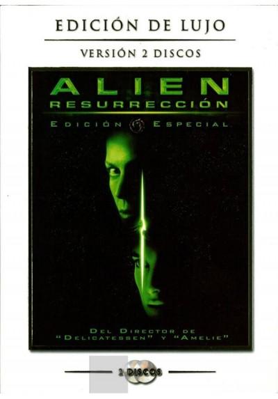 Alien Resurrección - Edición de Lujo