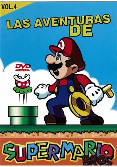 Las Aventuras De Super Mario Bros - Vol. 4