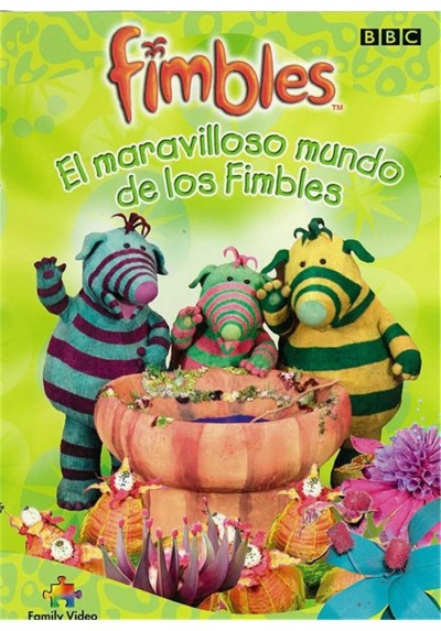 Fimbles 1 : El Maravilloso Mundo De Los Fimbles