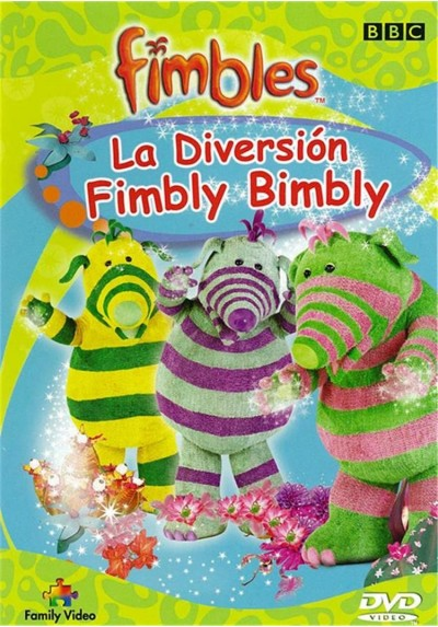Fimbles 3 : La Diversion Fimbly Bimbly