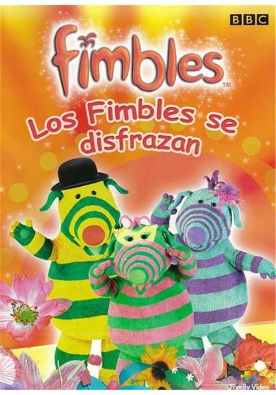 Fimbles 8: Los Fimbles Se Disfrazan