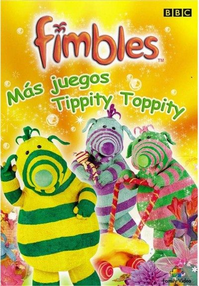 Fimbles 9 : Mas Juegos Tippity Toppity