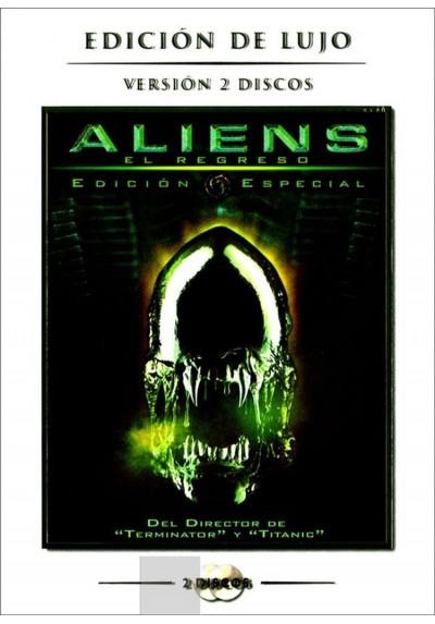 Aliens, El Regreso - Edición de Lujo
