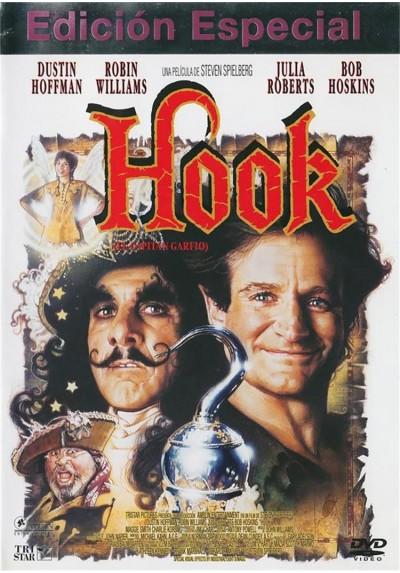 Hook, El Capitan Garfio