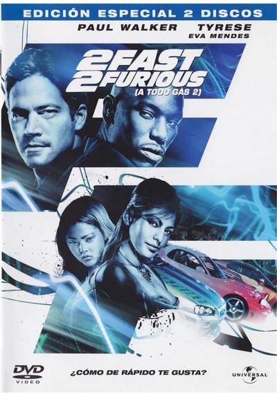 2 Fast 2 Furious (A Todo Gas 2) (Ed. Especial + Extras)