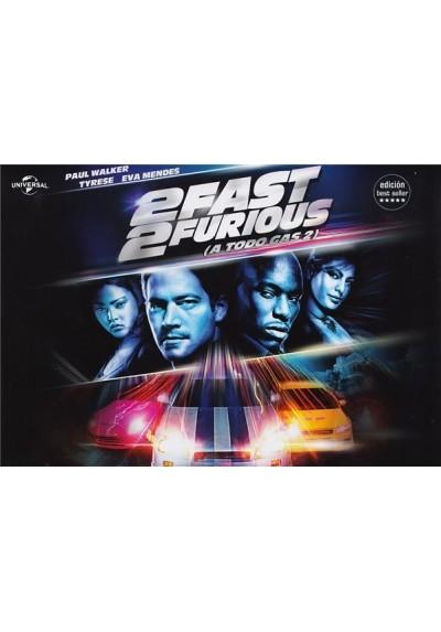 2 Fast 2 Furious (A Todo Gas 2) (Ed. Horizontal)