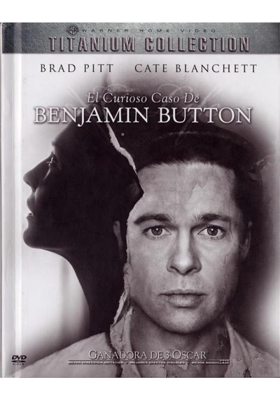 El Curioso Caso De Benjamin Button (Ed. Titanium - Book) (The Curious Case Of Benjamin Button)