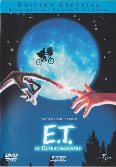 E.T. El Extraterrestre (Edición 1 Disco) (E.T. The Extra-Terrestrial)