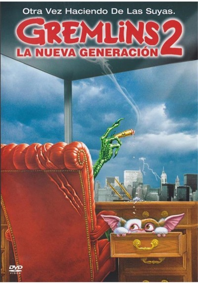 Gremlins 2, La Nueva Generacion (Gremlins 2 : The New Batch)