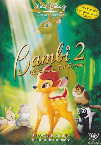 Bambi 2 - El Principe Del Bosque
