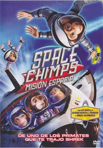 Space Chimps : Mision Espacial