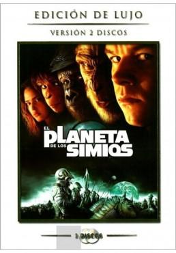 El Planeta de los Simios (2001) - Edición de Lujo