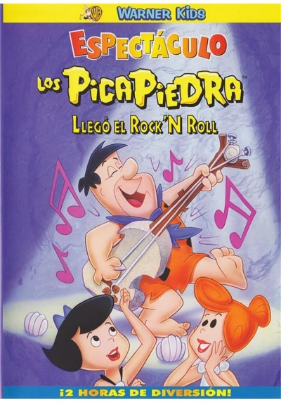 Espectaculo Lo Mejor De Hanna Barbera - Los Picapiedra Llego El Rock & Roll / Los Picapiedra Cuento De Navidad